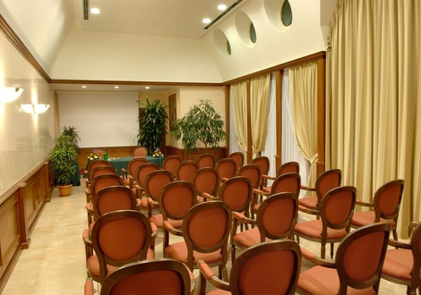 Meeting room Hotel Andreola Central Milan