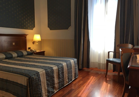 Classic double room -   Andreola central Hotel