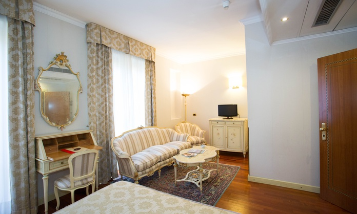 JUNIOR SUITE Hotel Andreola Central Milan