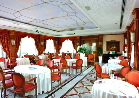 restaurant -   Andreola central Hotel