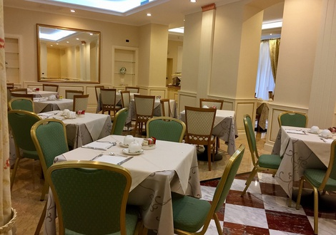 Breakfast Room -   Andreola central Hotel
