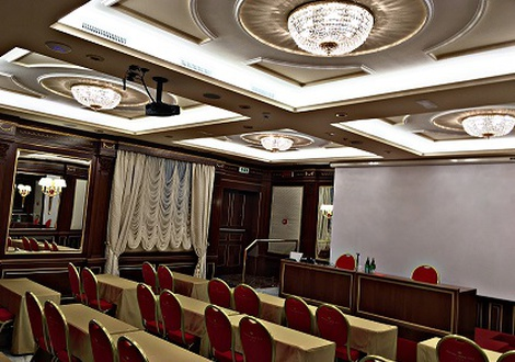 Puccini Meeting Room Hotel Andreola Central Milan