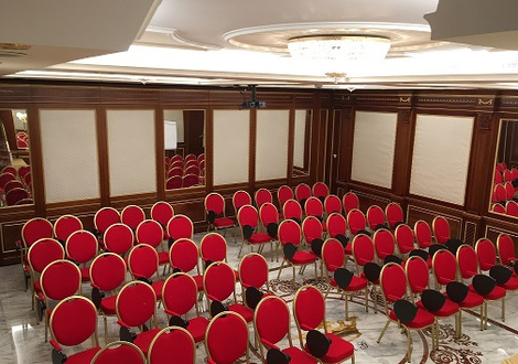 Rossini Meeting Room Hotel Andreola Central Milan