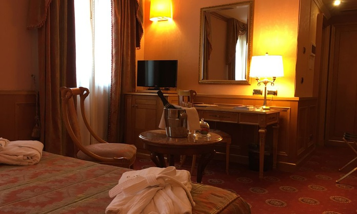 SUPERIOR DOUBLE ROOM Hotel Andreola central Hotel - Milan