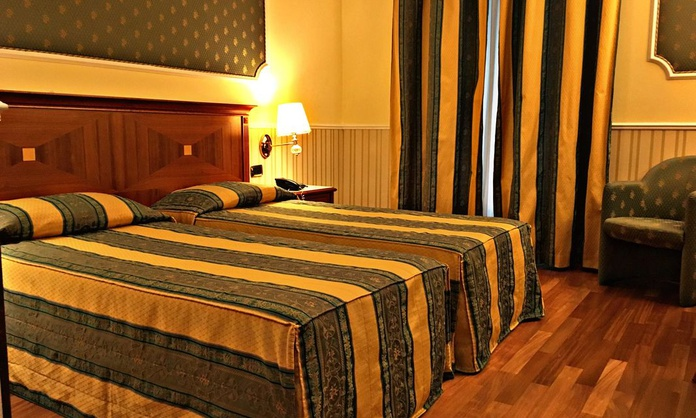 TRIPLE ROOM Hotel Andreola central Hotel - Milan