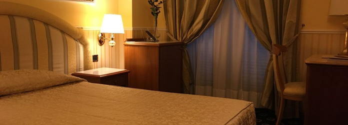 SINGLE KING SIZE ROOM Hotel Andreola Central Milan