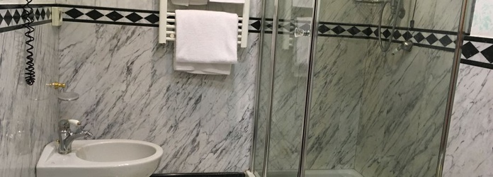 DOUBLE ROOM FOR SINGLE USE Hotel Andreola Central Milan